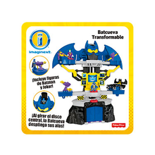 BAT CUEVA TRANSFORMABLE