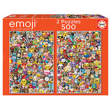 2 X 500 EMOJI