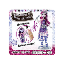 Cantante Buu-única Monster High