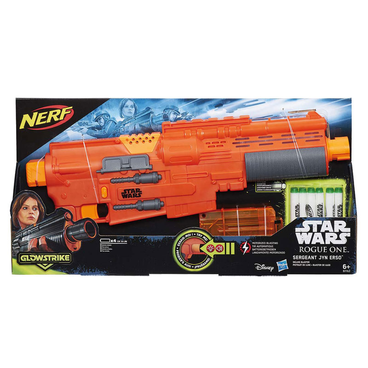 Seal Leader green blaster Star Wars
