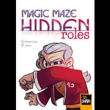MAGIC MAZE ROLES OCULTOS EXPANSION