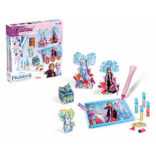 GLITERIZZ FROZEN II MAGIC SET