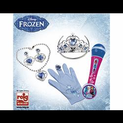 Micro de mano c/acces Frozen