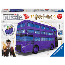 3D Autobús noctámbulo Harry Potter