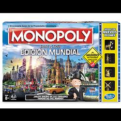 MONOPOLY EDICION MUNDIAL