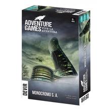 ADEVENTURE GAMES: MONOCROMO