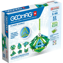 GEOMAG GREEN PANELS 52
