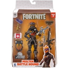 FORNITE BATTLE HOUND LEGENDARY