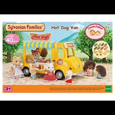 FURGONETA HOT DOGS