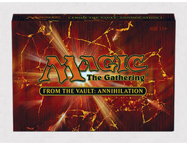FROM THE VAULT ANNIHILATION
