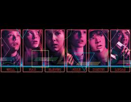1000 PANORAMA STRANGER THINGS 2020