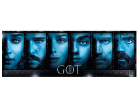 1000 PANORAMA GAME OF THRONES