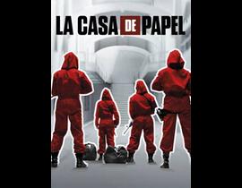 500 HQC LA CASA DE PAPEL 1