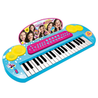 Keyboard c/conex y salida audio MP3 Soy Luna