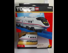 TOMICA-WHITE & BLUE TRAIN CT2000 tomica 85106