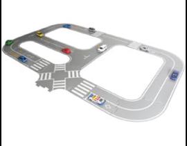 TOMICA-ROAD PACK Tomica 85204