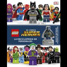 LEGO DC SUPER HEROES ENCICLOPEDIA