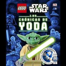 LAS CRONICAS DE YODA LEGO STAR WARS