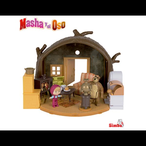 MASHA PLAYSET CASA DE OSO