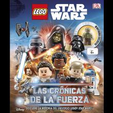 LEGO STAR WARS CRONICAS DE LA FUERZA