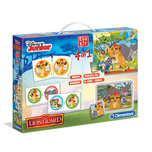 EDUKIT LION GUARD