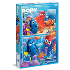 2 x 20 FINDING DORY