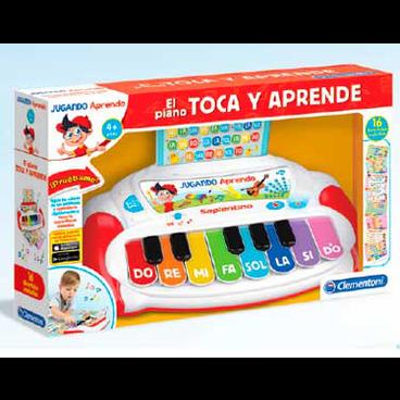 PIANO TOCA Y APRENDE