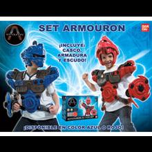 SET ARMOURON AZUL