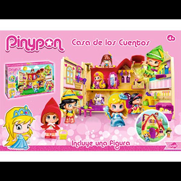 PIN Y PON CASA DE CUENTOS