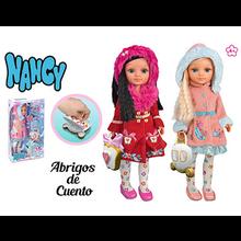 NANCY ABRIGOS DE CUENTO